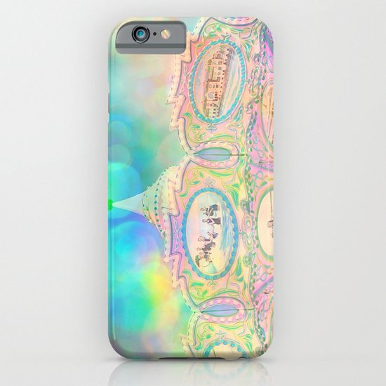 Cotton Candy Dreams iPhone & iPod Case