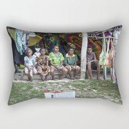 South Pacific Children Rectangular Pillow