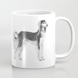 Saluki Coffee Mug