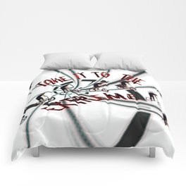 Take It To the Extreme Comforters