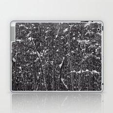 Snowy Abstract Laptop & iPad Skin