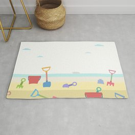Summer is coming Rug