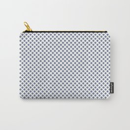 Stonewash Polka Dots Carry-All Pouch