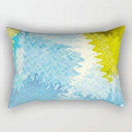 Tuscan Sun and Sky Rectangular Pillow