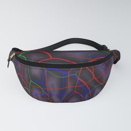 Mysteriously ways of life Fanny Pack