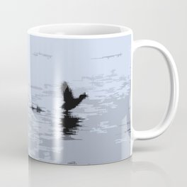 Lake Miramar Duck Coffee Mug