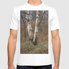 invierno Mens Fitted Tee White MEDIUM
