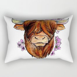 Chinese Zodiac: Ox Rectangular Pillow
