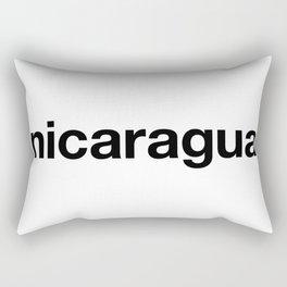 NICARAGUA Rectangular Pillow
