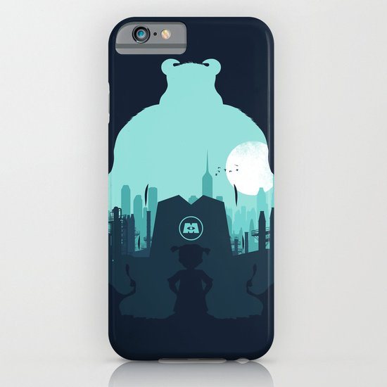 Welcome To Monsters, Inc. iPhone & iPod Case
