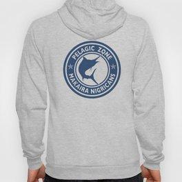 Blue Marlin logo Hoody
