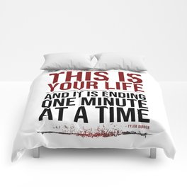 Fight Club - This is Your Life... Comforters