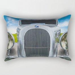 Sunbeam Talbot Darracq Rectangular Pillow