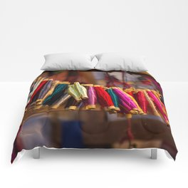Cactus silk, Moroccan Comforters