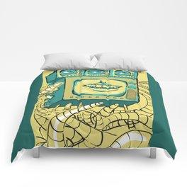 TV Eyes Comforters