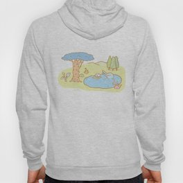 Perfume the Fortunetelling dolphin Hoody