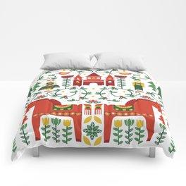 Scandinavian Inspired Fairytale Comforters