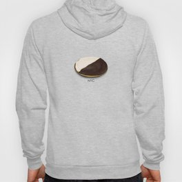 The Black & White Cookie Hoody