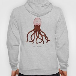 Beard Octopus Hoody