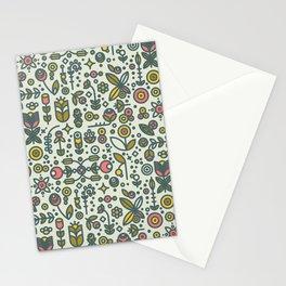 36dot Flower Garden Stationery Cards
