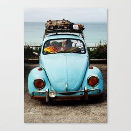 Car for life Canvas Print