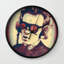 Army Of Costello Pumps It Up Wall Clock