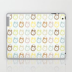 clocks pattern Laptop & iPad Skin