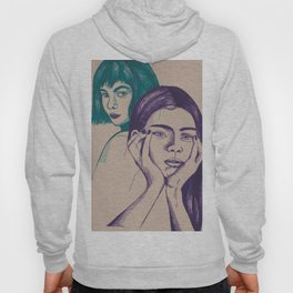 Confliction Hoody