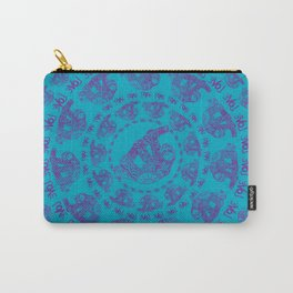 Sloth Illustration Carry-All Pouch