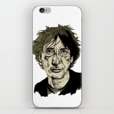 Neil Gaiman iPhone & iPod Skin