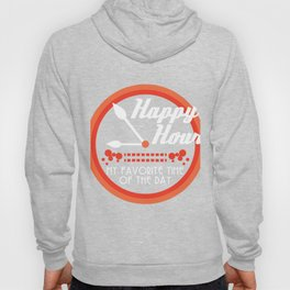 """Happy Hour My Favorite Time Of The Day"" tee design. Made perfectly for party lovers like you!  Hoody"