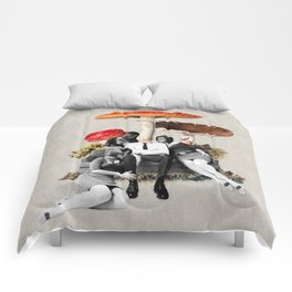 Upper Class Dealer Comforters