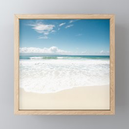 The Voice of Water Framed Mini Art Print