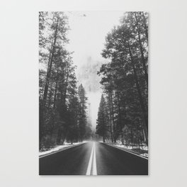 ROAD TRIP IV / Yosemite, California Canvas Print