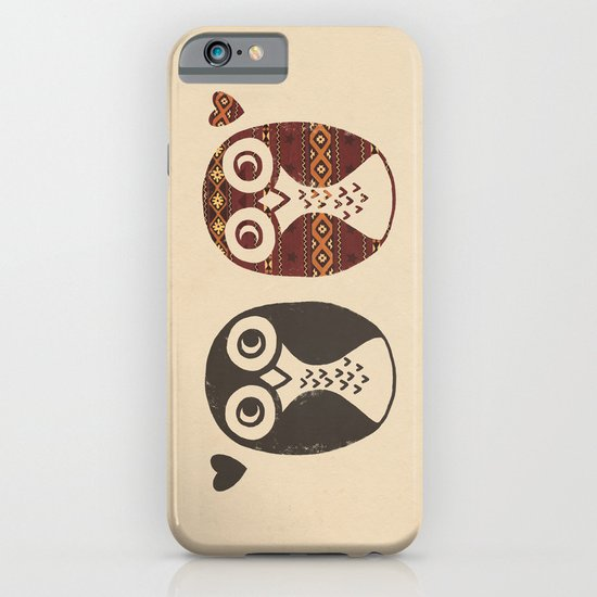 Opposites Attract iPhone & iPod Case