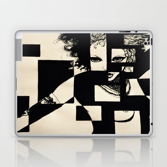 Foreshadow (2) Laptop & iPad Skin