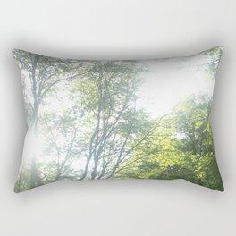Canyon Trees Rectangular Pillow