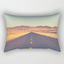Lost Highway II Rectangular Pillow
