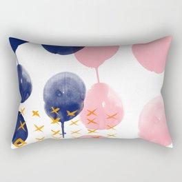 Melting Pot 2 Rectangular Pillow
