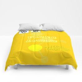 Vodca Lemon Comforters