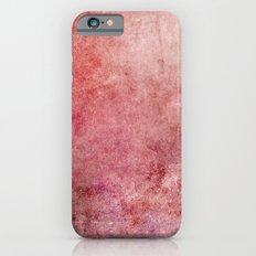 Pink Texture iPhone 6s Slim Case