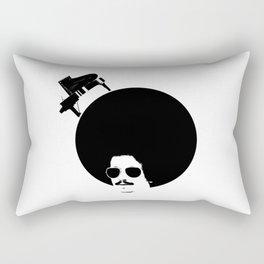 Keith Jarret Rectangular Pillow
