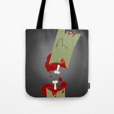 Lefty Zombie Tote Bag