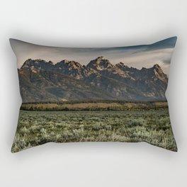 Teton Morning Rectangular Pillow