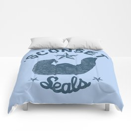 Sconset Seals Comforters