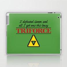 Lousy Triforce Laptop & iPad Skin