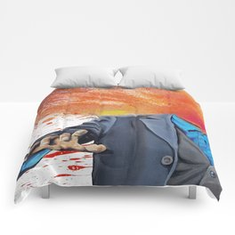 Detective Comforters