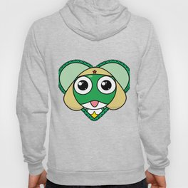 Lots of Keroro Love!! Hoody