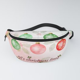 It's christmas time Fanny Pack