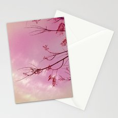 Pink Skies Stationery Cards
